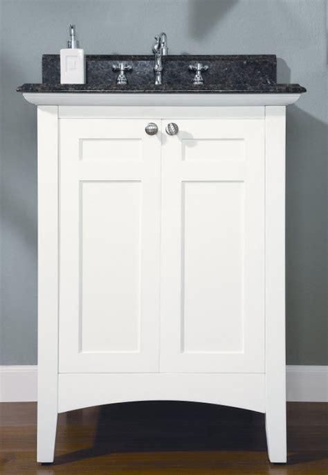 bathroom vanities shaker style 24 inch single sink shaker style bathroom vanity with