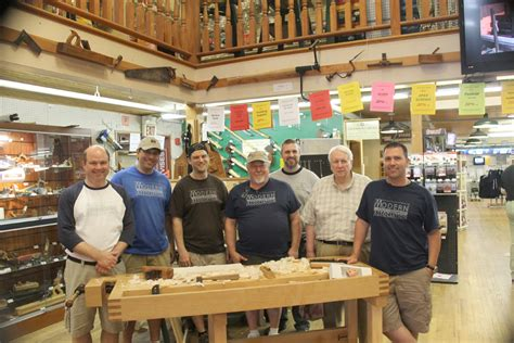 woodworkers association the modern woodworker s association visits highland