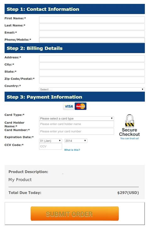 make credit card payment with another credit card pin payment and optimizepress integration my adventures