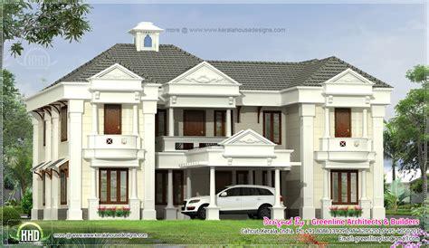 2800 sq ft house plans april 2013 kerala home design and floor plans