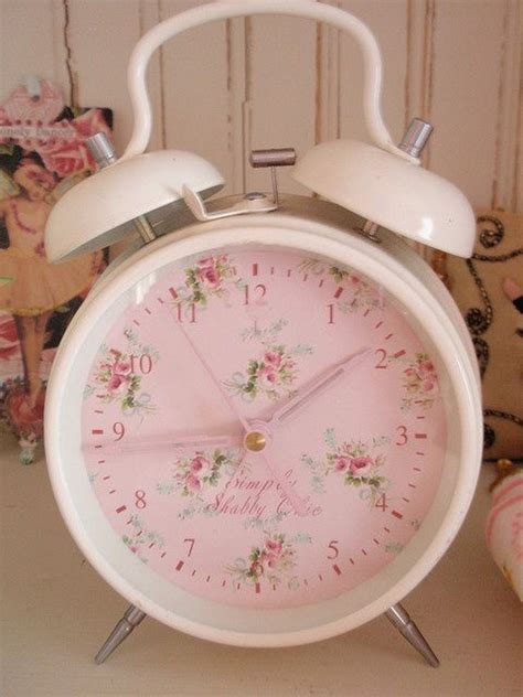 shabby chic clocks simply shabby chic clock pretty home