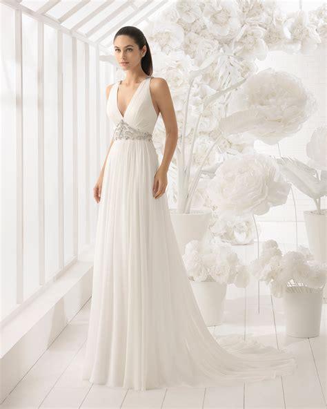 vestidos de novia corte griego rosa clar 225 nuevas colecciones de vestidos de novia 2018
