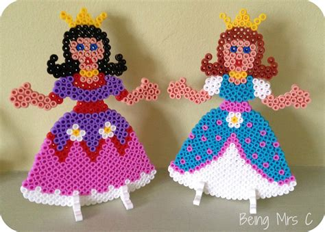 Review Princess Hama Bead Gift Box Being Mrs C