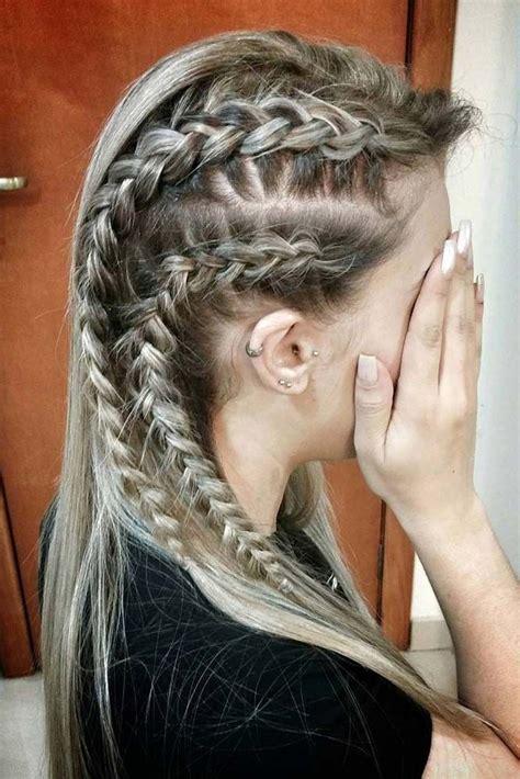 vikings hairstyles 25 best lagertha hair ideas on pinterest viking hair