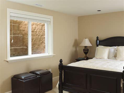 basement bedroom window egress window installation aquaguard waterproofing