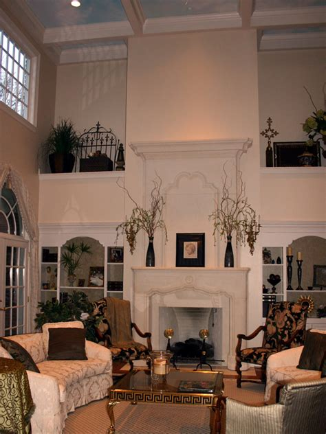 two story fireplace two story fireplace