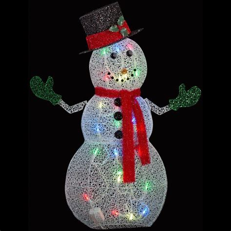 Kitchen Faucets Sale applights 50 in crystal swirl snowman lighted yard