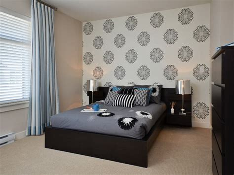 modern wallpaper bedroom designs modern wallpaper for walls gallery