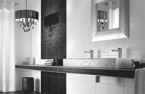 White And Black Bathrooms by Black And White Bathroom Decor Ideas Black And White