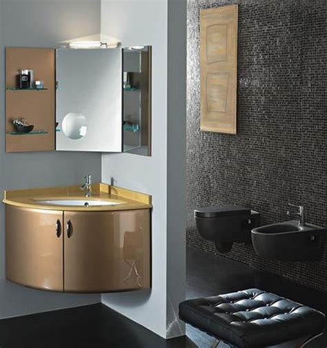 corner mirror for bathroom corner bathroom vanity units for your bath storage