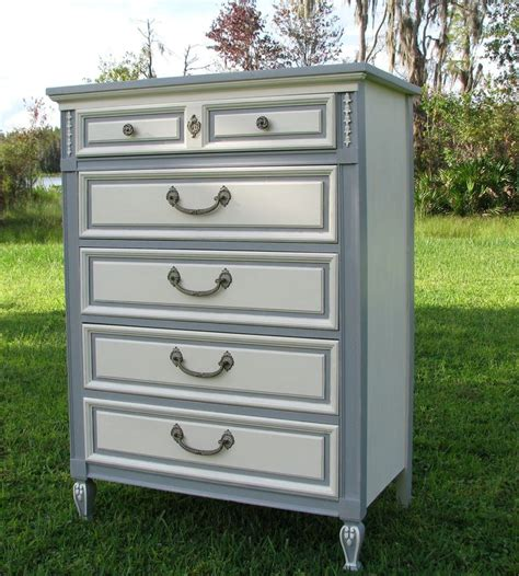grey shabby chic bedroom furniture painted tables shabby chic dresser painted furniture