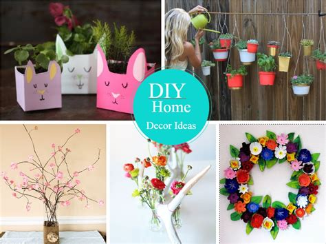 cheap home decorating ideas diy 12 easy and cheap diy home decor ideas