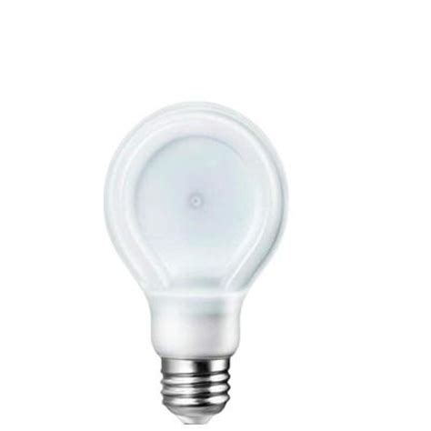 home depot led light bulb philips slimstyle 60w equivalent daylight 5000k a19