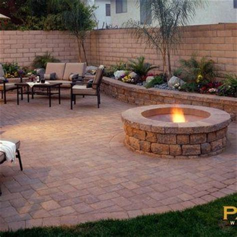 designs for patio pavers 25 best ideas about paver designs on paver