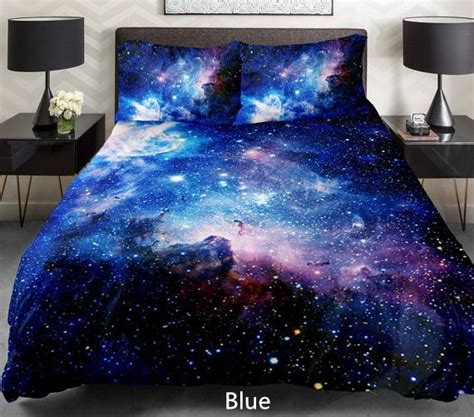galaxy comforter set galaxy bedding galaxy duvet cover gb3