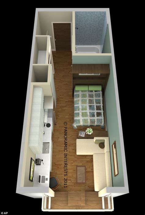 300 square foot apartment the tiny 300sq ft apartments that could be coming soon to