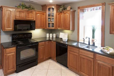 paint colors for kitchen with hickory cabinets hickory cathedral kitchen cabinets detroit mi cabinets