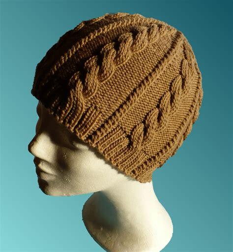 cable knit hat pattern cable knit hat pattern a knitting
