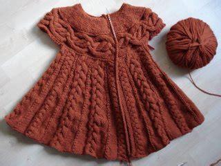 knit dress pattern free knit baby dress on knitted baby cardigan