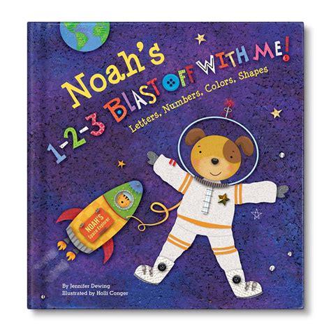 custom picture books 1 2 3 blast with me personalized children s books