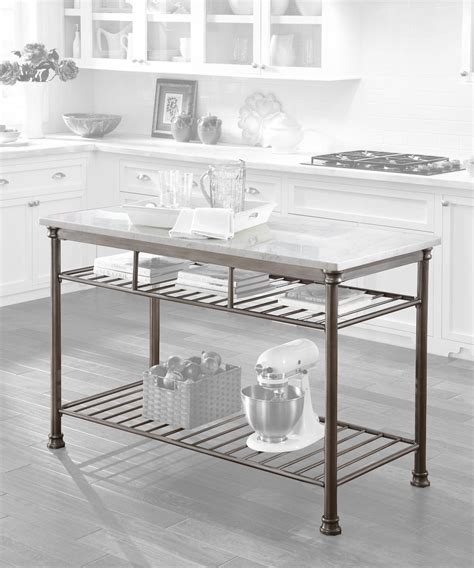 home styles orleans kitchen island home styles the orleans kitchen island with quartz white top ojcommerce