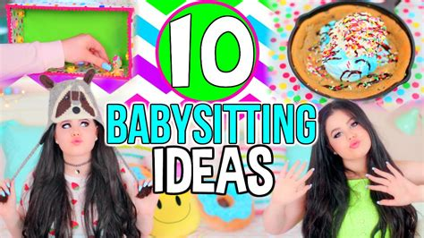 crafts to do with while babysitting 10 babysitting activities diy project crafts ideas