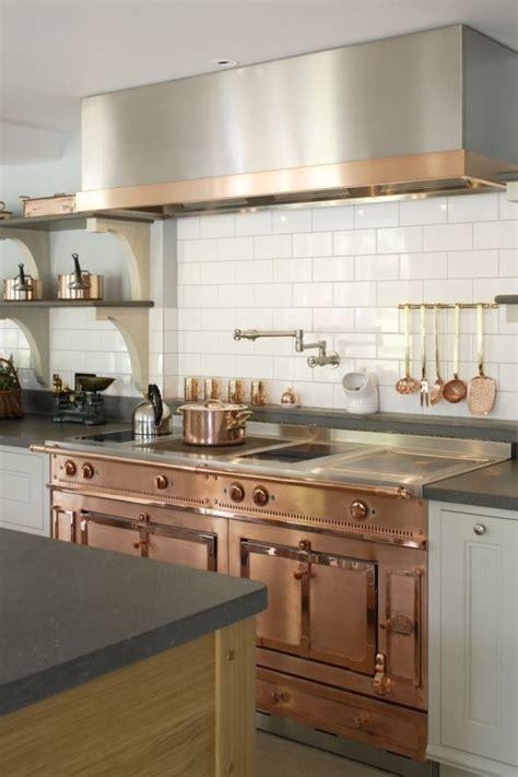 copper colored appliances color palette