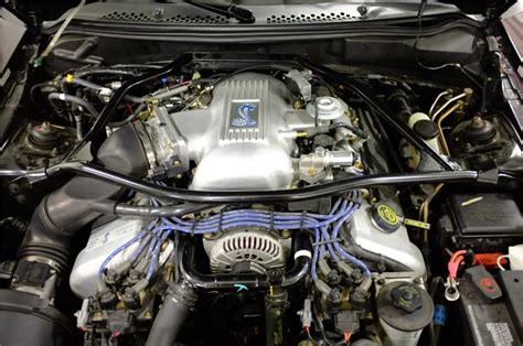 1996 Cobra Engine by 1996 Ford Mustang Cobra 2 Door Coupe 139002