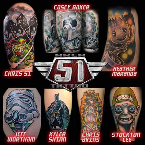 17 best images about area 51 tattoo on pinterest shops