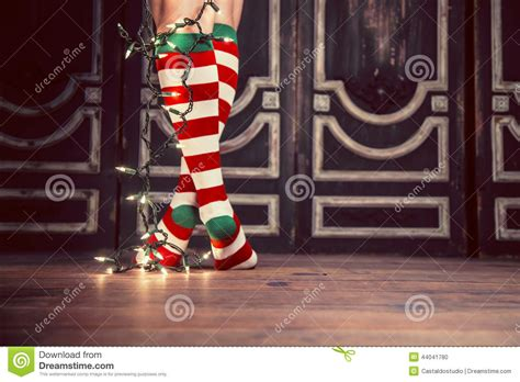 socks stock photo image of gift white