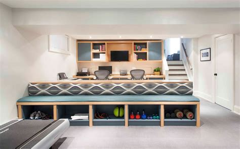 modern built in desk modern built in desk modern home office with built in