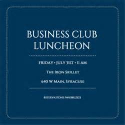 company invitation templates professional business invitations custom invitations