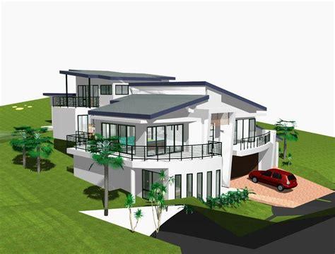 house plans for sloping blocks home plans for sloping blocks