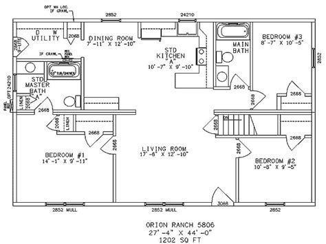 floor plans ranch style homes house plans and home designs free 187 archive 187 ranch