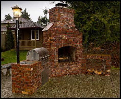 backyard and grill backyard bbq brick grill designs