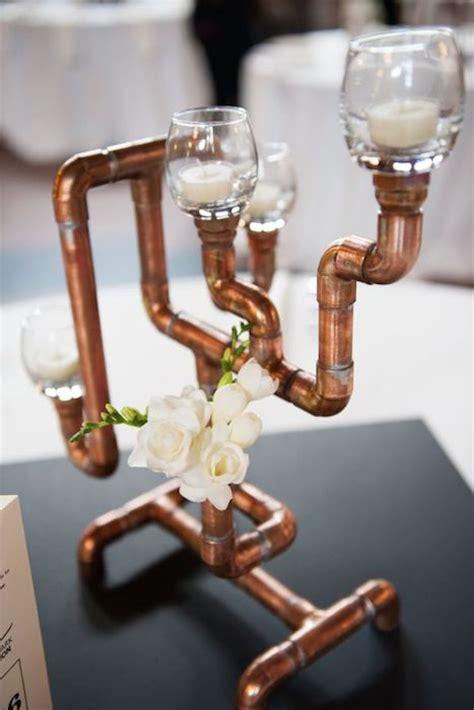 copper decorations copper wedding decor