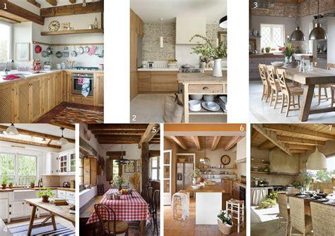 casas de decoracion la decoraci 243 n r 250 stica 161 siente la naturaleza en tu casa