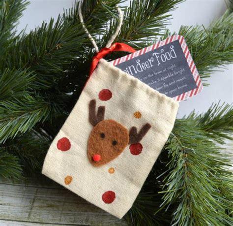 reindeer food craft project reindeer food ornament crafts for