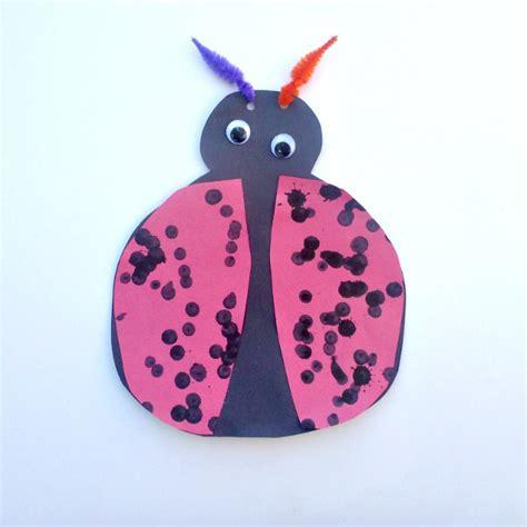 ladybug craft for ladybug craft
