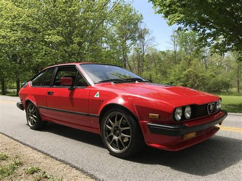 Alfa Romeo Gtv6 For Sale 1986 alfa romeo gtv6 for sale 1965699 hemmings motor news