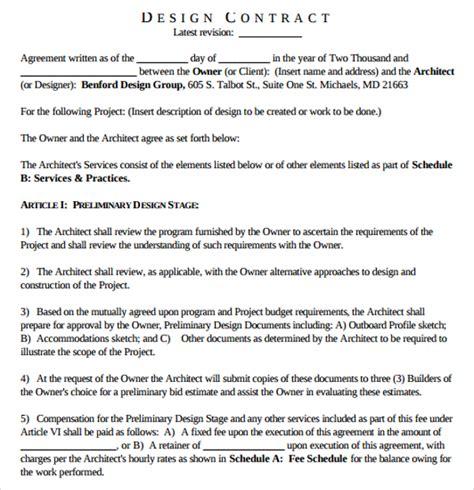 sample interior design proposal template 11 free
