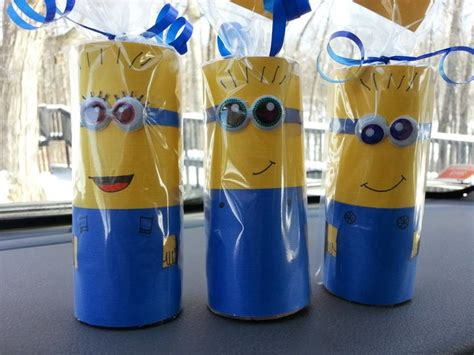 minion toilet paper roll craft 17 best images about minions on