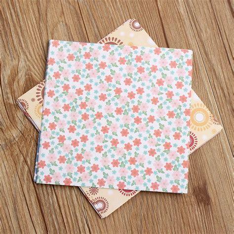 cheap origami paper sale 70pcs lot cheap floral pattern diy origami