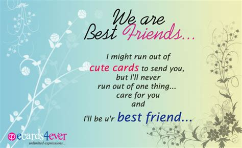 how to make friendship cards greeting cards for friends wblqual