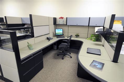 office desk cubicle office cubicle additions to improve your workspace