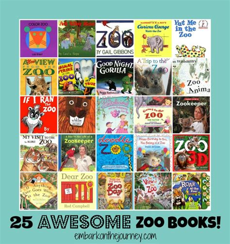 zoo picture book 25 awesome zoo books for