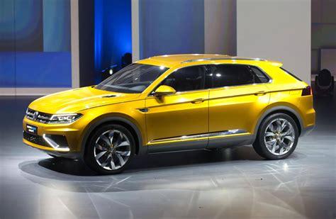 Volkswagen Crossblue by Volkswagen Crossblue In Hybrid Concept Gets Us Debut