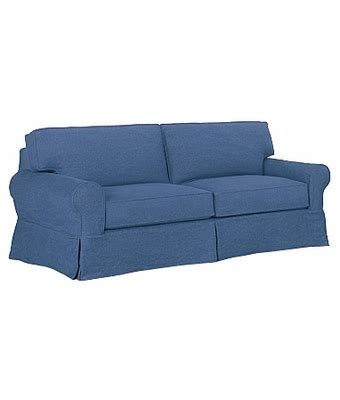 denim sofa slipcover denim slipcover sofa blue slipcovered sofa