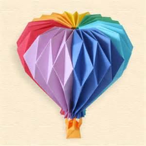 air balloon origami oriland gallery 21 section air balloon inside top lock