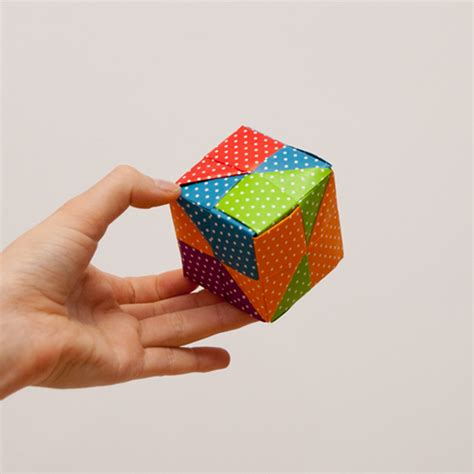can you make origami with regular paper how to make an origami cube in 18 easy steps from japan